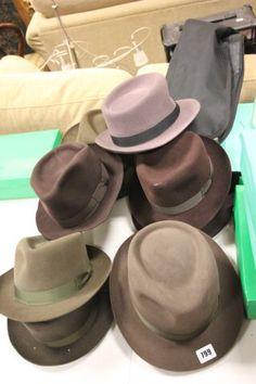Attaboy hats vintage