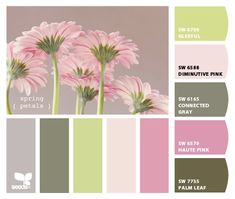 Nora's bedroom - paint colors from Chip It! by Sherwin-Williams