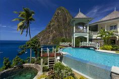 $10 Million St.Lucia Estate