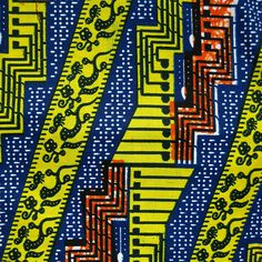 african wax print | marketplace ethnic textiles african wax print fabric wax print 118