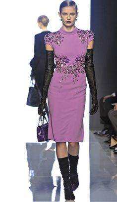 591e215abfc Bottega Veneta Fall 2012 Ready-to-Wear Fashion Show - Nadja Bender