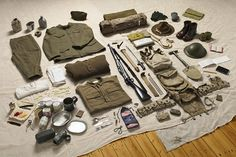 US Infantryman (Doughboy), arrival in France, 1917 M1903 springfield   laststandonzombieisland