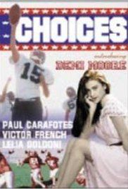 Download Choices Stories You Play. Partially deaf teenager Carafotes becomes alienated when prevented from playing football because of his handicap. He must deal with his parents, coach, teammates, his new girlfried and a ...