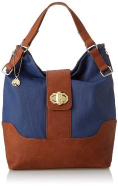 BIG BUDDHA Jcassia Shoulder Bag,Blue,One Size BIG BUDDHA, To SEE or BUY Just CLICK on AMAZON right HERE http://www.amazon.com/dp/B00G3V2DO6/ref=cm_sw_r_pi_dp_skcdtb0H4GT6VY1E