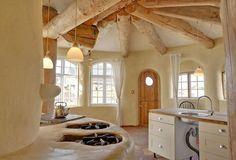 глиненная кухня