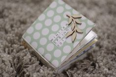 Minibook-Tutorial, meine Lieblingsbindung