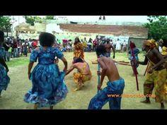 Yoruba Dancing & Singing - Cuba - 011v02 - YouTube