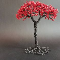 """""""The artist is nothing without the gift, but the gift is nothing without work. Wire Trees, Handmade Crafts, Artist, Artwork, Flowers, Plants, Gifts, Instagram, Work Of Art"""