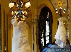©Creative Focus Photography #wedding #bride #gown (spotted on http://originalweddings.net )