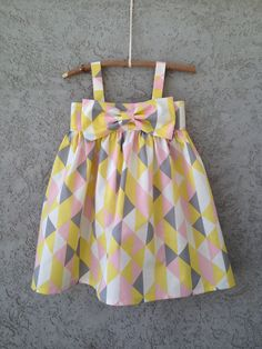 Geometric Easter dresses for $49.99 at www.brickyardbuffalo.com