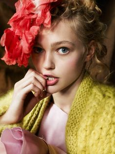#testino #model #color sasha-pivovarova-in-morning-beauty-by-mario-testino-8-640x853.jpg 640×853 pixels