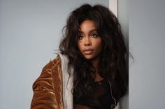 """Watch SZA Perform New Single """"Drew Barrymore"""" On Jimmy Kimmel Live  The track comes from her upcoming """"CTRL"""" album. http://www.hotnewhiphop.com/watch-sza-perform-new-single-drew-barrymore-on-jimmy-kimmel-live-news.27448.html  http://feedproxy.google.com/~r/realhotnewhiphop/~3/oGghB14J-dY/watch-sza-perform-new-single-drew-barrymore-on-jimmy-kimmel-live-news.27448.html Sza Ctrl, Black Girl Magic, Black Girls, Black Hair, Jimmy Kimmel Live, Sza Drew Barrymore, Melanin Queen, Source Magazine, Time Magazine"""