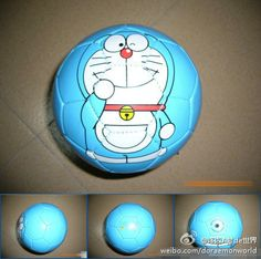 Doraemon soccer