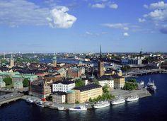 Stockholm - северната Венеция