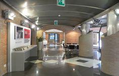 Pic by Jacopo Ibello - www.imolaceramica.com Museo-Centro di documentazione storico-artistica Giuseppe Bucci Storia: www.imolaceramica.com/it/imolaceramica/azienda/storia #imola #ceramica #tiles #design #faenza