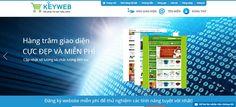 thiết kế website chuyên nghiệp chuẩn seo tại keyweb.vn