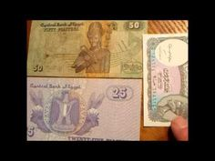 Egypt Banknote Overview