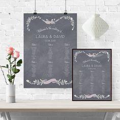 Laura Table Plan