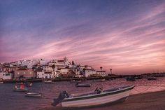 El domingo pasado disfrutamos de este #Atardecer en el #sur de #Portugal. Y tú? Cuándo has visto tú último #sunset? #elviajemehizoami
