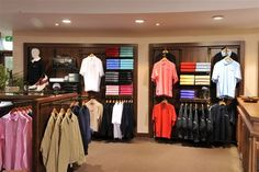 Bunclody Golf Shop 1