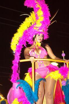 carnaval de barquisimeto