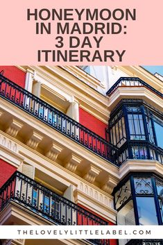 Considering a trip to the beautiful Spanish capital? At The Lovely Little Label, we have a itinerary for you and your loved one. Here, you will find the best places to eat, drink and stay. Wedding Tips, Wedding Blog, Fall Wedding, Spanish Red Wine, Spanish Inquisition, Romantic Honeymoon, Weekend Breaks, Bohemian Bride, Rooftop Terrace