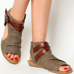 blowfish shoes, ankle straps
