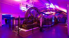 Inside the Tower Bridge Exhibition you will learn all about how the world's most famous bridge works and the history behind its creation. Enjoy the panoramic views from the walkways situated 45 metres above the Thames and visit the original Victorian engines
