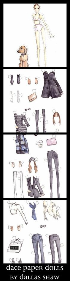dace paper dolls by dallas shaw  (http://www.dace.ca/pages/dace-paper-dolls#)