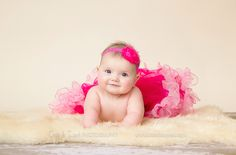 Pix For > Baby Girl Photography 5 Months