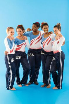 Win the Olympic Gold Medal with this awesome Halloween Costume - Olympic Gymnastics
