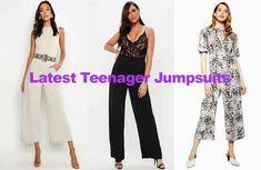 Fashion review latest wide leg teenage jumpsuits   Fashion Advice Tailored Jumpsuit, Irish Fashion, Designer Jumpsuits, Teen Fashion, Womens Fashion, All About Fashion, Dress Me Up, Fashion Advice, Dress To Impress