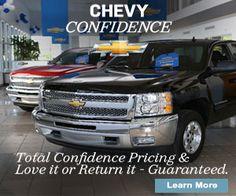 Chevy Confidence