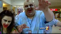 Zombie mask gaffe leaves some disappointed | WBRZ News 2 Louisiana : Baton Rouge, LA |