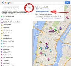Create a Custom Travel Map with Google Maps