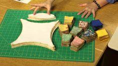 Double Wedding Ring Pre-Cut Quilt Kit - Fons & Porter