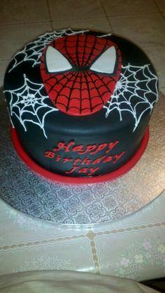 The 25 Best Spider Man Cakes Ideas On Pinterest Spider
