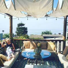 Everything about this Santa Barbara beach bungalow is perfection! #california #santabarbara #beach #beachhouse #summerland #summer #beachbabe #sunshine #lifestyle #dreamhome #visionboard