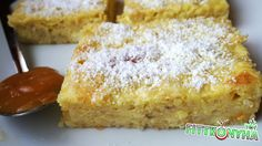 Zabos túrós - FittKonyha Diabetic Recipes, Low Carb Recipes, New Recipes, Vegan Recipes, Healthy Cookies, Healthy Desserts, Sin Gluten, Protein Snacks, Health Eating