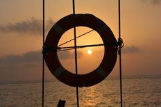 sudan sunset