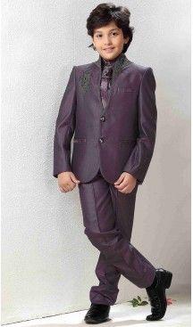 Heavy Tr Fabric Purple Blazer & Suits For Boys Kids Wear Online, Garba Dress, Indowestern Gowns, Navratri Garba, Best Online Shopping Sites, Purple Blazers, Valentines Day Dresses, Kids Lehenga, Navratri Special