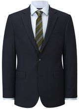 """Regular Fit Navy Birdseye Jacket from """"Austin Reed"""", Grab irresistible discounts at Austin Reed using Discount & Voucher Codes."""