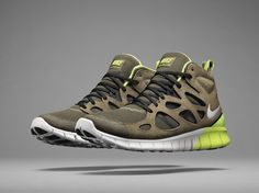 I need these, please! - New Nike Free Run 2 SneakerBoots