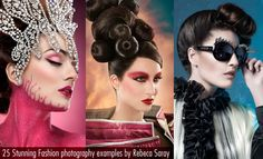 25 Stunning Fashion Photography Examples by Spain Photographer Rebeca Saray. Follow us www.pinterest.com/webneel