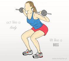 Trening siłowy dla kobiet? 5 powodów dla których powinnaś podnosić ciężary