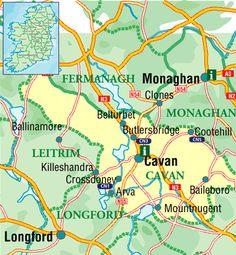 County Cavan Ireland
