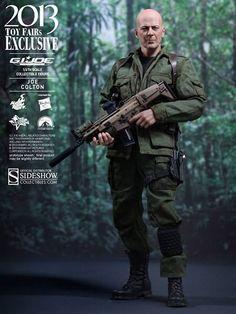 G.I. Joe Retaliation Movie Action Figure | Figurka G.I. Joe Retaliation Movie Masterpiece Action Figure 1/6 Joe ...