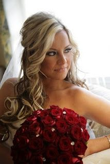 this is how i want my hair to be for my wedding!! ;)