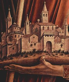 carlo crivelli detail of St. Jerome