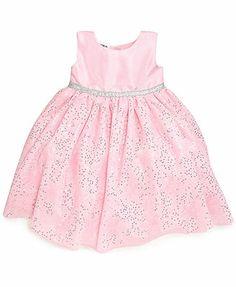 Blueberi Boulevard Baby Girls' 2-Piece Ballerina Dress & Panty Set